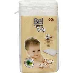 Bel Nature Babypads droog (60 stuks)