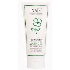 Naif Baby cleansing wash gel (200 ml)