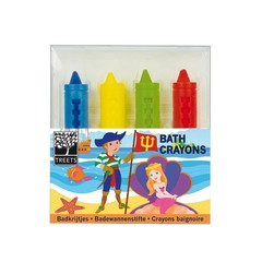 Treets Bath crayons (4 stuks)
