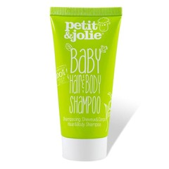 Petit & Jolie Baby shampoo hair & body mini (50 ml)