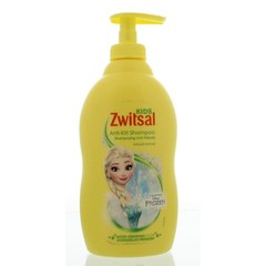 Zwitsal Shampoo anti klit girl (400 ml)