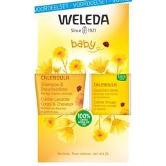 Weleda Calendula baby gezichtscreme voordeelset (1 set)