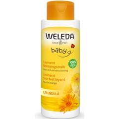 Weleda Calendula liniment reinigingsmelk (400 ml)