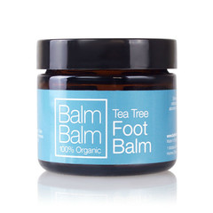 Balm Balm Tea tree organic foot balm (60 ml)