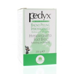Pedyx Voetbad verfrissend/ontspannend (200 gram)