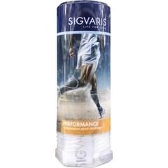 Sigvaris Sportkous XS 35-38 wit (1 paar)