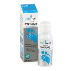 Pedifresh Fase 2 tegen lange termijn zweetvoeten spray (50 ml)