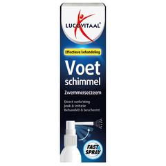 Lucovitaal Voetschimmel zwemmerseczeem spray (25 ml)