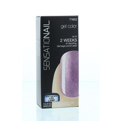 Sensationail Gel polish metal me pink (7,4 ml)