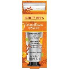 Burts Bees Hand cream orange blossom & pistachio (28.3 gram)