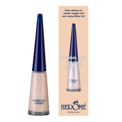 Herome Natural nail colour salmon (10 ml)
