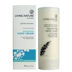 Living Nature Handcreme voedend (50 ml)