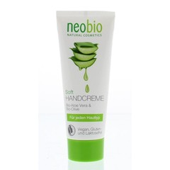 Neobio Handcreme soft (75 ml)