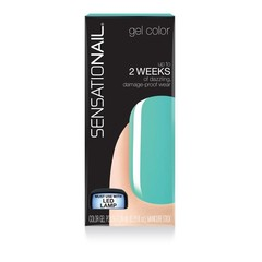 Sensationail Color gel mostly mint (7.39 ml)