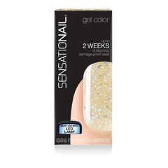 Sensationail Color gel silver (7.39 ml)