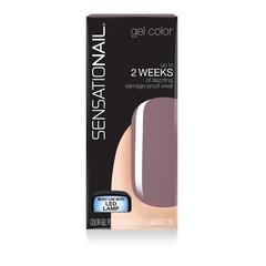 Sensationail Color gel mauving (7.39 ml)