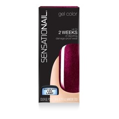 Sensationail Color gel merlot (7.39 ml)