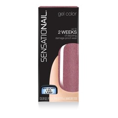 Sensationail Color gel ravishing raisin (7.39 ml)