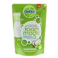 Dettol Foam magic aloe vera navul (200 ml)