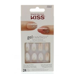 Kiss Gel fantasy nails rock candy (1 set)