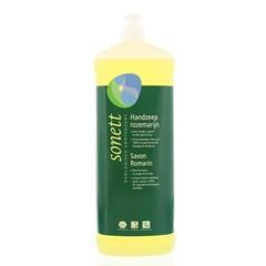 Sonett Handzeep rozemarijn vloeibaar (1 liter)