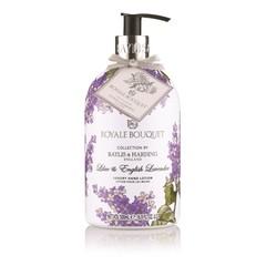 Baylis & Harding Royale bouquet handlotion lilac english lavender (500 ml)