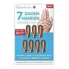 Dr Fix 7 dagen handen wonder kuur (7 capsules)