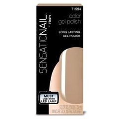 Sensationail Color gel taupe tulips (7.39 ml)