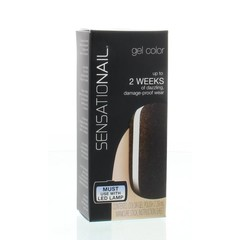 Sensationail Color gel espresso bean (7.39 ml)