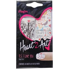 Fing RS Heart2art PS I love you (1 stuks)