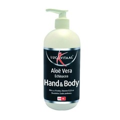 Lucovitaal Hand body creme (500 ml)