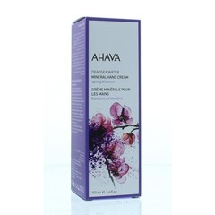 Ahava Mineral handcream spring blossom (100 ml)