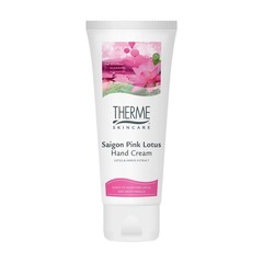 Therme Saigon pink lotus hand cream (75 ml)