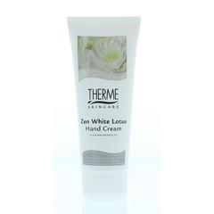 Therme Zen white lotus handcreme (75 ml)