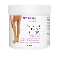 Naturalize Benen en kruiden kuurgel (250 ml)