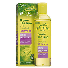Optima Australian tea tree anti-roos shampoo (250 ml)