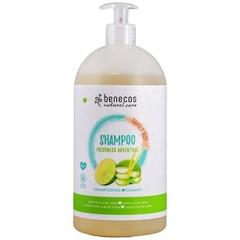 Benecos Natural shampoo freshness adventure (950 ml)