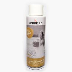 Herbelle Shampoo kamille BDIH fijn gekleurd haar (500 ml)