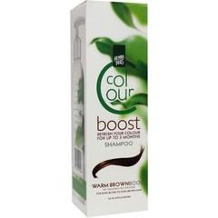 Henna Plus Colour boost warm brown (200 ml)