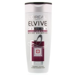 Loreal Elvive shampoo haarverdikker for men (250 ml)