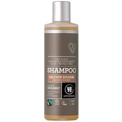 Urtekram Shampoo bruine suiker (250 ml)