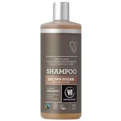 Urtekram Shampoo bruine suiker (500 ml)
