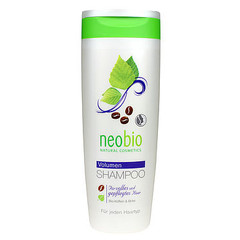 Neobio Shampoo volume (250 ml)