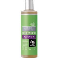 Urtekram Shampoo aloe vera droog haar (250 ml)