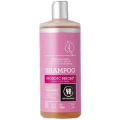 Urtekram Shampoo Nordic birch normaal haar (500 ml)
