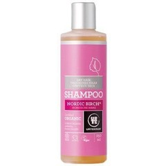 Urtekram Shampoo Nordic birch droog haar (250 ml)