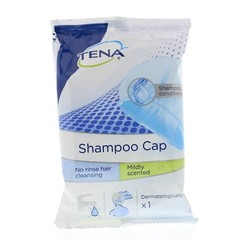 Tena Shampoo cap (1 stuks)