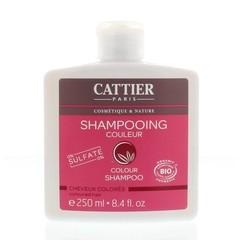 Cattier Shampoo gekleurd haar (250 ml)