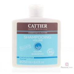 Cattier Shampoo volume (250 ml)