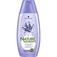 Schwarzkopf Nature Moments shampoo Provence herbs & lavender (250 ml)